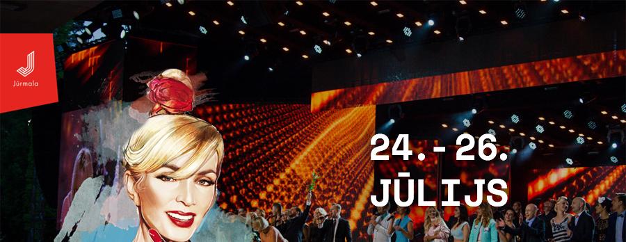Laima Rendezvous Jūrmala mūzikas festivāls Dzintaru koncertzālē kopš 2015. gada